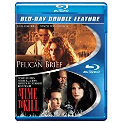Time to Kill & The Pelican Brief [Blu-ray]