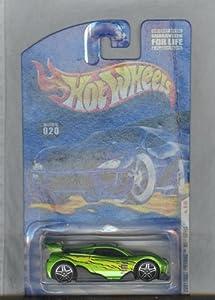 Hot Wheels 2001-020 First Edition MS.T-SUZUKA 8/36 1:64 Scale