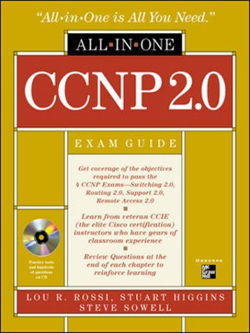 CCNP 2.0 All-In-One Exam Guide with CDROM