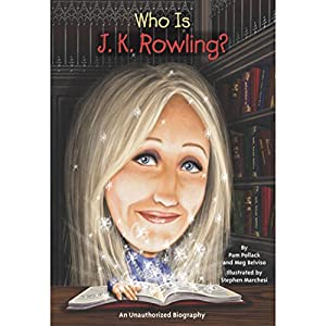 Who Is J. K. Rowling? Audiobook