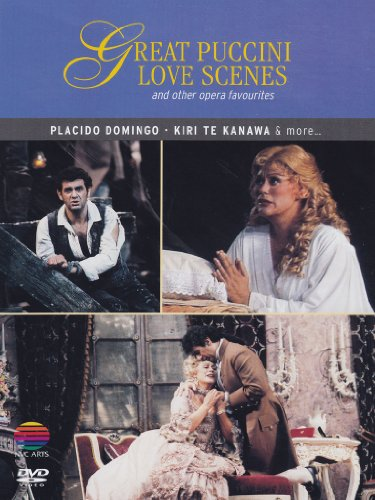 Various Artists - Great Puccini Love Scenes