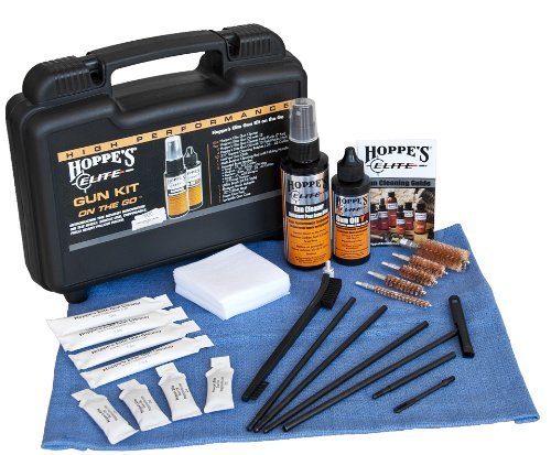 Buy Cheap Hoppe's Elite Gun Kit on the Go Cleaning Kit