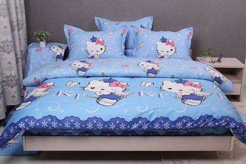King Bed Comforter Set front-1020982