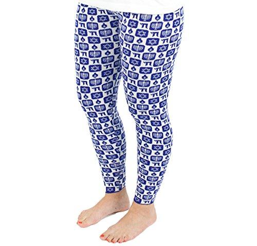 Chanukah Sweater Leggings