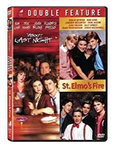 About Last Night / St. Elmos Fire (Bilingual)