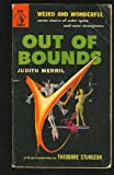 Out of Bounda (0515014990) by Judith Merril