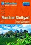 Hikeline Rund um Stuttgart 1:50 000:...