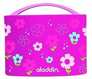 Aladdin 10-01134-009 Bento Boite Repas Double Paroi 0,60 L Rose