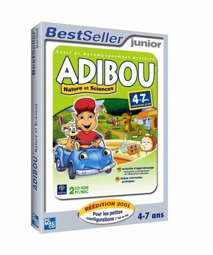Best Seller: Adibou 2 Sciences (vf)