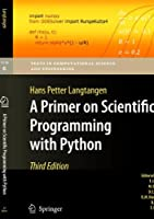 A Primer on Scientific Programming with Python, 3rd Edition ebook download