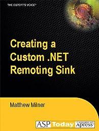 Creating a Custom .NET Remoting Sink