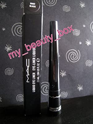 Cheapest MAC Liquid Eye Liner Boot Black by Mac - Free Shipping Available