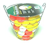 Jef World of Golf Gifts and Gallery, Inc. Golf Practice Balls (48 Multi-Colored Balls)