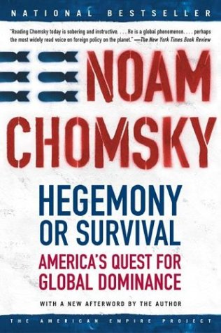 Hegemony or Survival: America