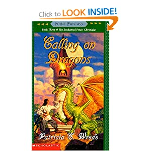 Calling on Dragons - Book 3