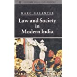 "Law and Society in Modern India (Oxford India Paperbacks)von ""Marc Galanter"""