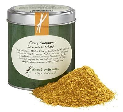 Ingo Holland Curry Anapurna konv. Gewürzmischung 80 g von Ingo Holland bei Gewürze Shop