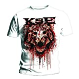 Official T Shirt KILLSWITCH ENGAGE White FURY Disarm The Descent All Sizes