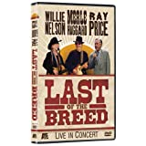 Willie Nelson: Last of the Breed - Live in Concert ~ Willie Nelson