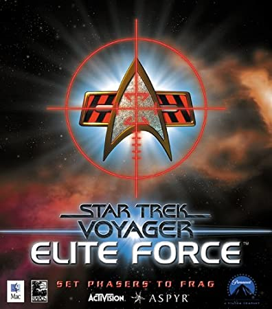Star Trek Voyager: Elite Force (Mac)