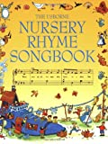img - for The Usborne Nursery Rhyme Songbook (Songbooks Series) book / textbook / text book