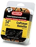 Oregon 14-Inch Semi Chisel Chain Saw Chain Fits Craftsman, Homelite S53