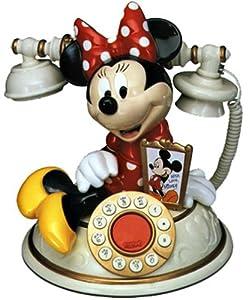 Telemania Minnie Mouse Desk Phone