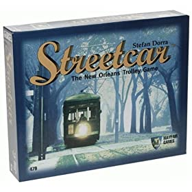 Click to buy Street Car Board Game from Amazon!