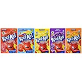 Kool-Aid Drink Mix, Variety Pack (Pack of 48)