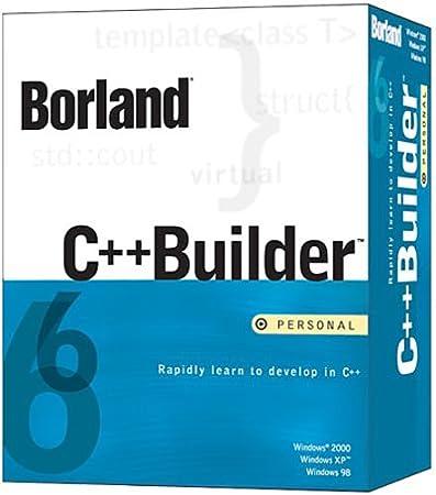 Borland C++ Builder 6 Personal