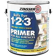 Rust Oleum Z2001 Bulls Eye 1-2-3 Latex Primer-1-2-3 LTX STNBLK PRIMER