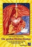 Die großen Meister-Karten - Inkl - 22 Karten: Die Energie der aufgestiegenen Meister - Das spirituelle Weisheits-Orakel mit Buch und Karten - Ulrike Hinrichs, Petra Schneider