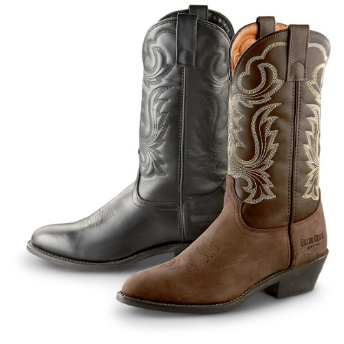 Men's Guide Gear 12 inch Cowboy Boots