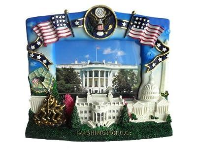 Washington DC Souvenir Decorative Picture Frame: Presidential Seal