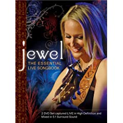 Jewel – The Essential Live Songbook (Áudio-DVD) (2008)