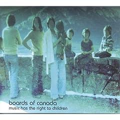 Music has the right to Children - disque de Boards of Canada