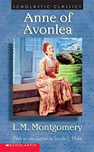 "Cover of ""Anne Of Avonlea (sch Cl) (Schol..."