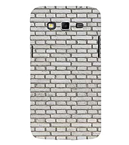 EPICCASE Tetris wall Mobile Back Case Cover For Samsung Galaxy Grand 2 (Designer Case)