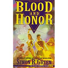 Blood and Honor (The Forest Kingdom Saga)