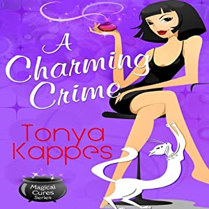 A Charming Crime Audiobook