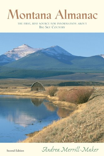 Montana Almanac, 2nd (Insiders Guide)
