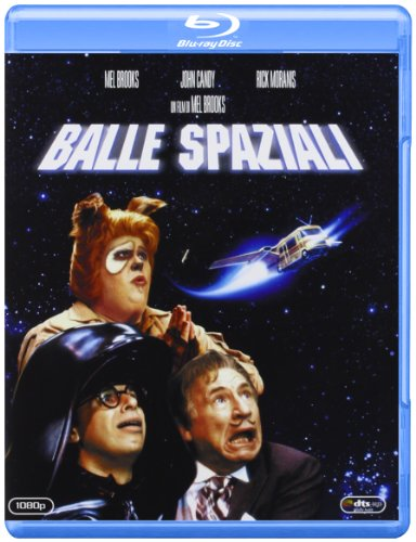 Balle spaziali [Blu-ray] [IT Import]