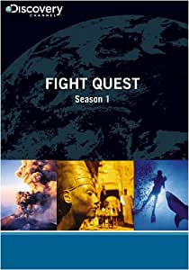 Fight Quest Season 1 - Japan & Mexico