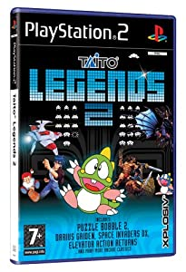 Taito Legends 2 (PS2)
