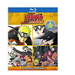 Naruto Shippuden The Movie Rasengan Collection [Blu-ray]
