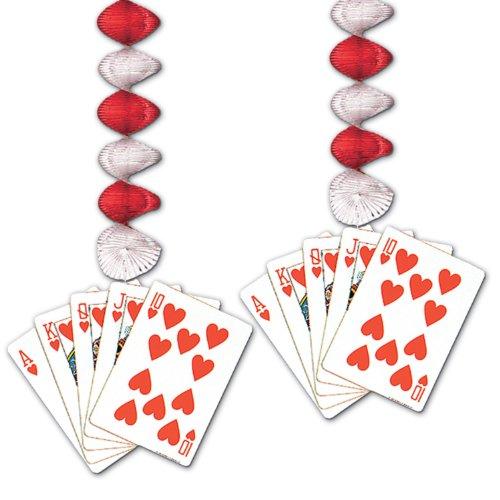 Casino Danglers   (2/Pkg) - 1