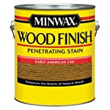 Minwax 71008000 Wood Finish Penetrating Stain, gallon, Early American (Color: Early American, Tamaño: Gallon)