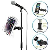 AccessoryBasics EasyAdjust Microphone Mic Stand Mount for All 7 8 10 12