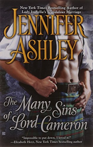 The Many Sins of Lord Cameron (MacKenzies & McBrides, #3)