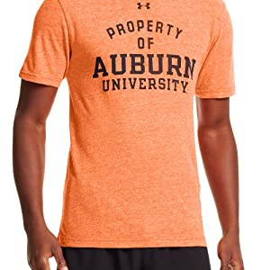 Under Armour Mens Auburn Under Armour® Legacy Property T-Shirt by Under Armour